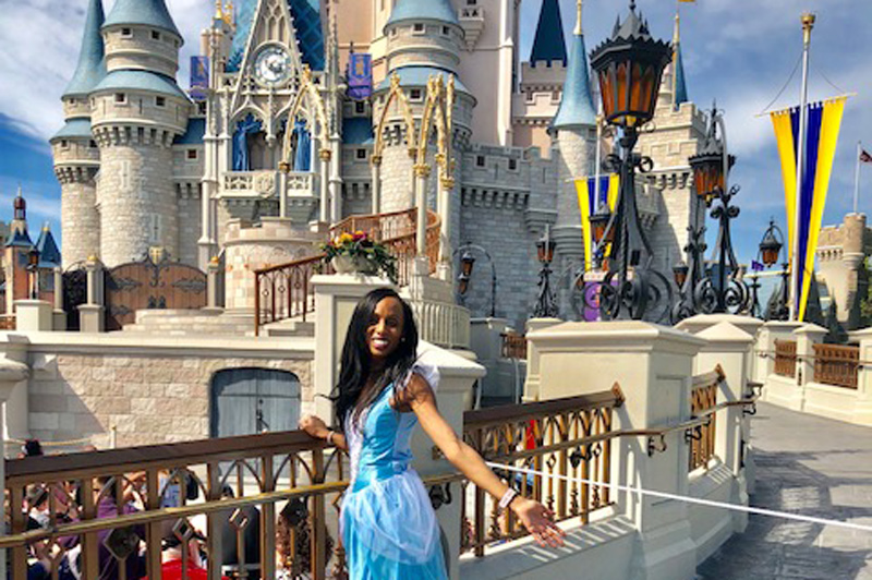 A Day at Disney